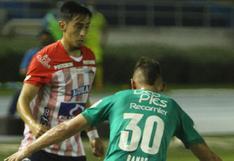 Junior perdió por 2-1 ante Deportivo Cali por la Liga Betplay de Colombia