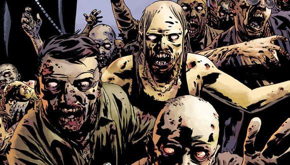 The Walking dead: el origen de los zombis, el misterio que nunca resolvió el cómic (Foto: Image Comics)