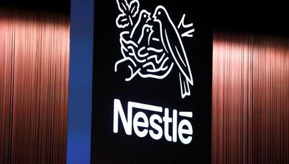 Imagen de archivo del logo de Nestlé durante la apertura del 151 Encuentro General Anual de Nestlé en Lausana, Suiza. (Foto: Reuters)