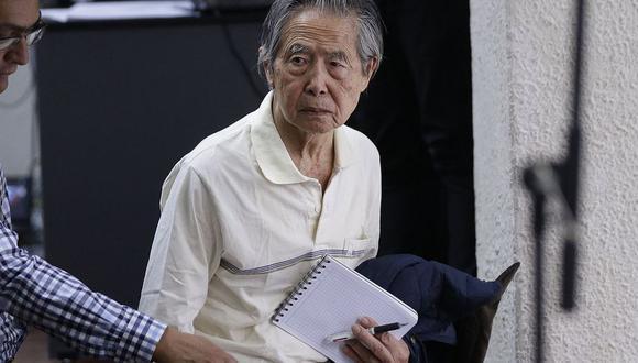 Alberto Fujimori (Foto: Gestión)