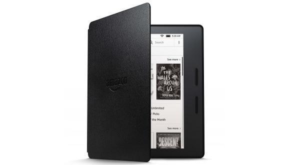 Amazon lanza versión más delgada, liviana y cara del Kindle