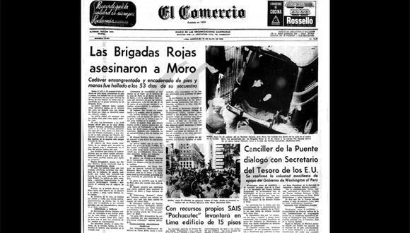Así ocurrió: En 1978 hallan muerto al político Aldo Moro
