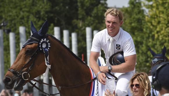 Jamie Kermond es uno de los mejores saltadores de Australia. (Foto: AFP)