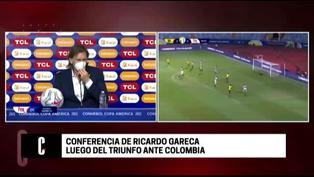 "Gareca tras victoria ante Colombia: ""Lograron un triunfo muy importante"""