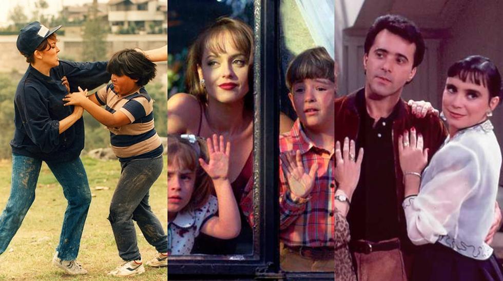 Quince telenovelas de la década de los 80 y 90 que no dejaste de ver. (Foto: Televisa)