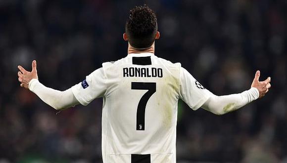 Cristiano Ronaldo le anotó un triplete al Atlético Madrid en la vuelta de octavos de final de la Champions League. (Foto: AP)