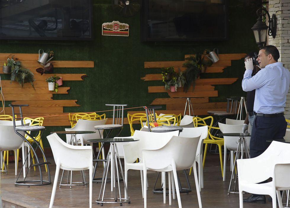 David Ortiz fue atacado en el Dial Bar and Lounge de Santo Domingo. (AP).