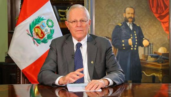 """""""Creemos que debe ser un Gabinete que combine lo técnico con lo político"""", dijo Jorge del Castillo tras participar de la reunión con PPK. (Foto: Archivo El Comercio)"""