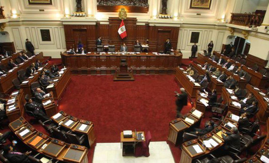Facultades legislativas: CCL llamó a la estabilidad política