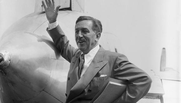 Dave Smith fue un bibliotecario que siguió a Walt Disney para conocer su trabajo a detalle. Un año y medio después de su muerte se reconoce su labor en la creación de uno de los archivos más grandes del cine. (AFP).