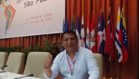 """Richard Rojas también aseguró que el propósito de la Fiscalía es """"meter"""" al presidente de la República, Pedro Castillo, en la investigación a Perú Libre. (Foto: Difusión)"""