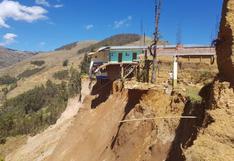 Huánuco:Ingemmetrecomienda evacuar sector de El Porvenir ante deslizamiento