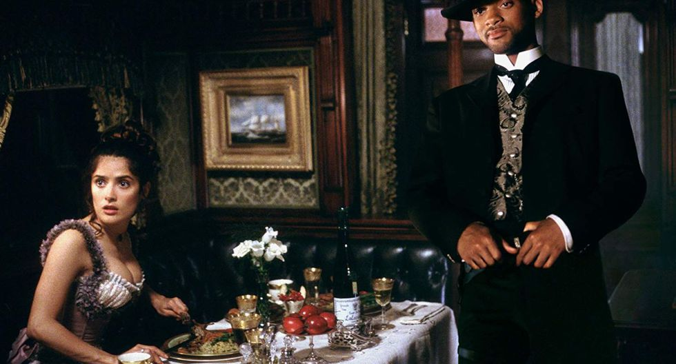 """Wild Wild West: Las aventuras de Jim West"" - 1 de noviembre. (Foto: Netflix)"