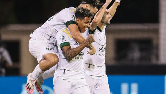 Andy Polo se proclamó campeón de la MLS con el Portland Timbres   VIDEO (Foto: Portland Timbers)