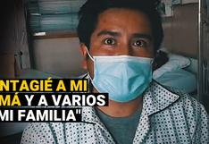 Coronavirus: Los testimonios de jóvenes que batallan contra el COVID-19 en los hospitales de EsSalud