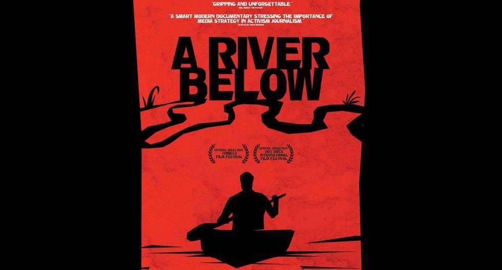 """""""A River Below"""", documental—1 de marzo. (Foto: Difusión)"""
