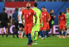 Chile: desgarrador relato a pocos minutos del final del partido ante Alemania
