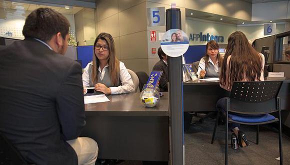 Villanueva consideró que se debe implementar cambios en el Sistema Privado de Pensiones para que haya más competencia. (Foto: GEC)