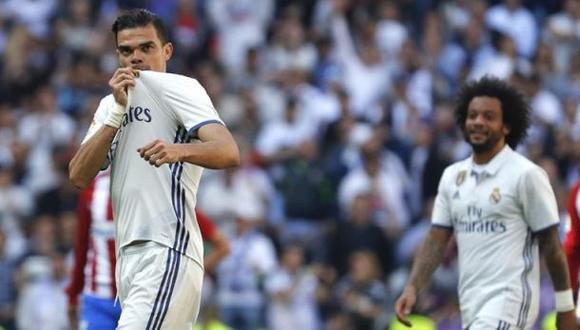 """Pepe: """"Voy a esperar al Real Madrid hasta el último segundo"""""""