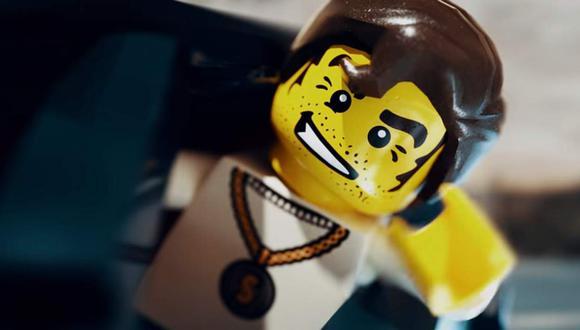 El video de esta recreación en Lego superó el millón de vistas en Youtube, en menos de tres semanas. (Imagen: Youtube)