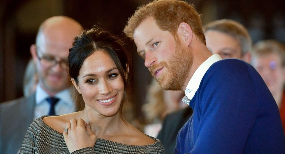 El duque y la duquesa de Sussex están casados desde mayo de 2018. (Foto: Reuters)