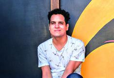 """Alejandro Rivas: """"He sido absolutamente feliz cuando mi hija Aurora empezó a hablar"""""""