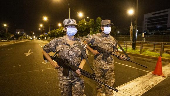 Reporte actualizado sobre el avance del coronavirus en el Perú. (Foto: GEC)