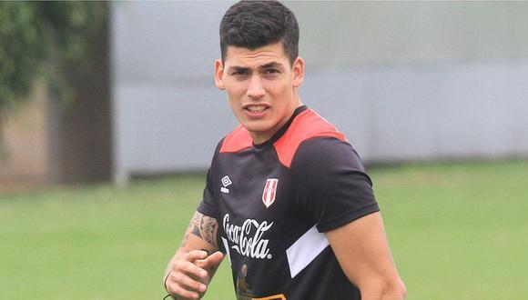 Iván Bulos llegó a inicios de año para reforzar a Sport Boys. (Foto: GEC)