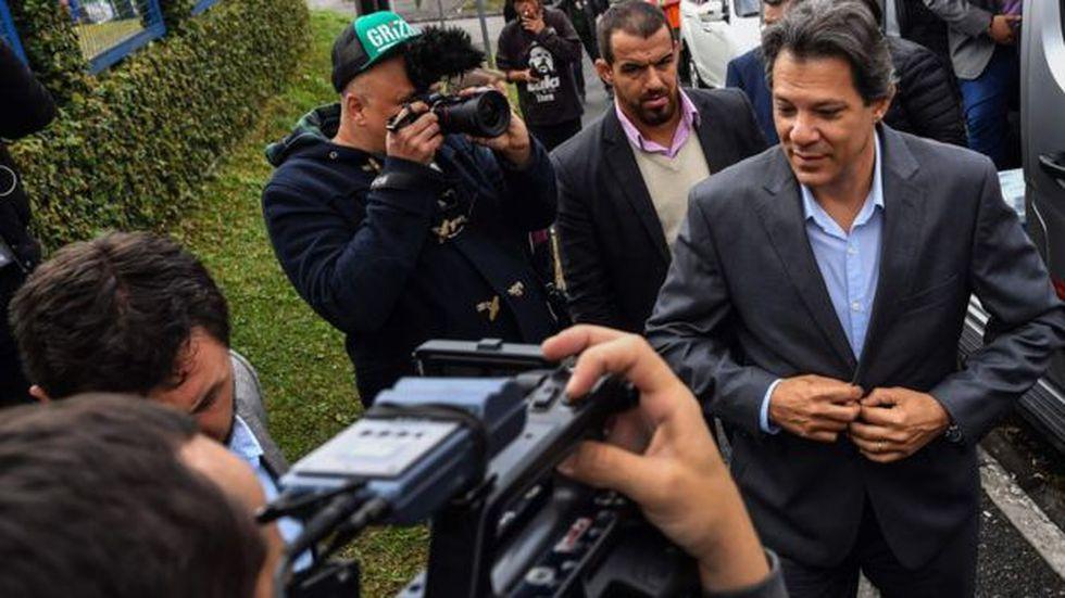 El perfil de Haddad es muy diferente al de Lula, algo que podría perjudicar sus posibilidades de captar los votos del exmandatario.