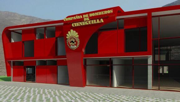 Durante la ceremonia se logró seleccionar a más de 20 aspirantes. Asimismo, se convocó a los vecinos interesados a formar parte de los bomberos.  (Andina)