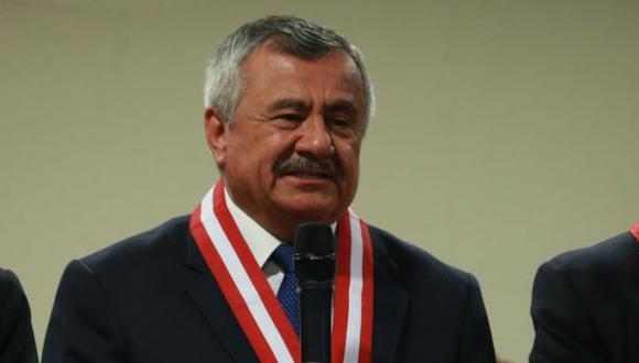 Titular del JNE critica proyecto fujimorista sobre reelección