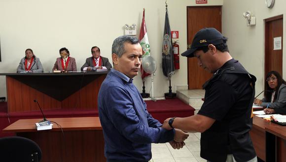El INPE apeló el fallo que le permitía a Rodolfo Orellana atender a clientes dentro del penal de Challapalca. (Foto: Archivo El Comercio)