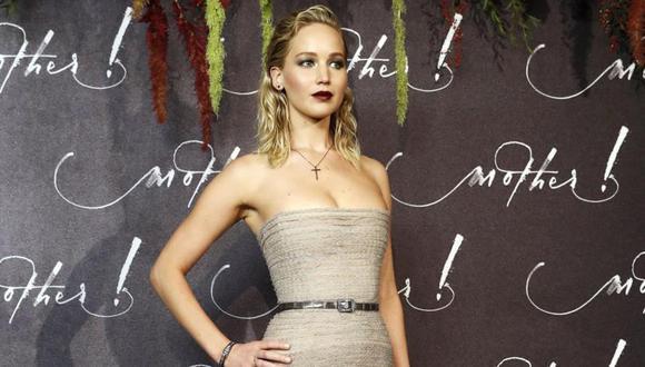 'Don't Look Up' será la próxima película de Jennifer Lawrence. (Foto: Agencias)