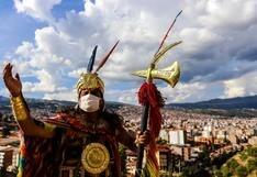 Uriel Tapara, el inca que aguarda en su 'fortaleza' el fin de la cuarentena