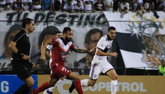 Olimpia igualó sin goles frente al Nacional por la fecha 12 del Campeonato de Paraguay.   Foto: Olimpia