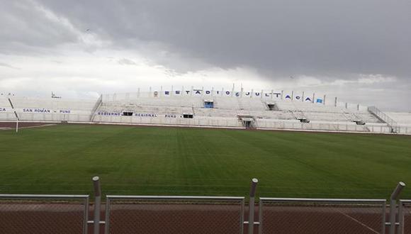 El estadio  Guillermo Briceño Rosamedina promete estar repleto de público para recibir al Sao Paulo de Dani Alves. (Foto: GEC)