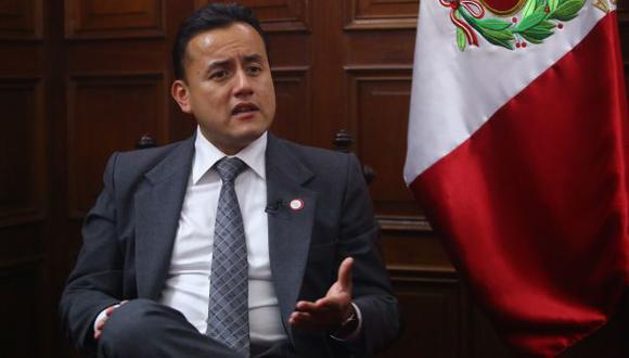 """Richard Acuña: """"PPK debe oxigenar su Gabinete Ministerial"""""""