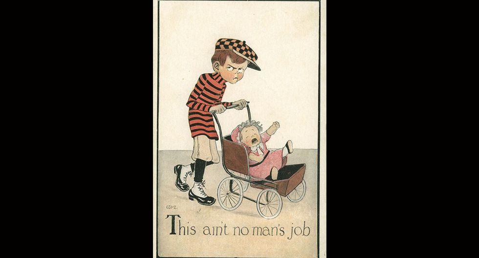 Estos afiches de 1920 contra la mujer indignarán a cualquiera - 2