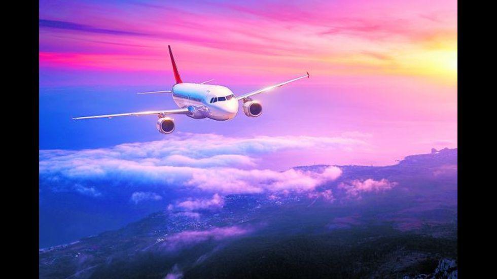 Científicos anuncias que las turbulencias serán más frecuentes e intensas en vuelos que cruzan el Atlántico.