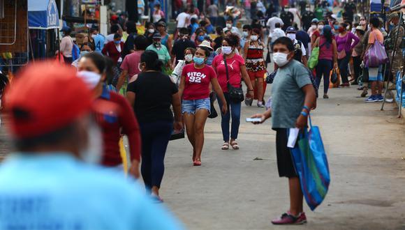 El presidente Martín Vizcarra pidió que se acate la inmovilización social decretada por la emergencia contra el coronavirus. (Foto: Hugo Curoto)