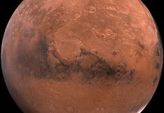 Marte tiene todos los ingredientes para la vida bajo su superficie