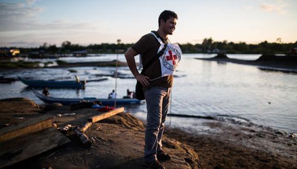 Ecuador: El forense peruano en el lugar del terremoto