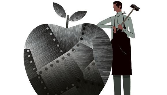 ¿Apple o manzanas?, por Gianfranco Castagnola