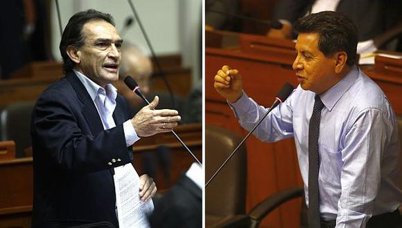 Becerril y León se dijeron de todo por 'narco' de Barranca