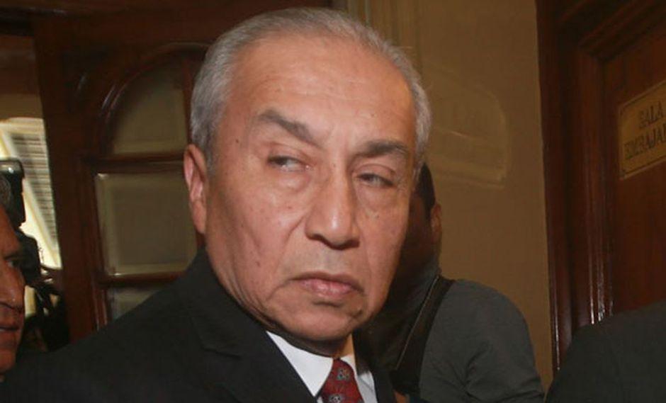 Chávarry indicó que la suspensión de la firma de este acuerdo se ha dado debido al inicio de la gestión presidencial de Jair Bolsonaro y no a la decisión de remover a los fiscales Vela y Pérez.(Foto: Agencia Andina)