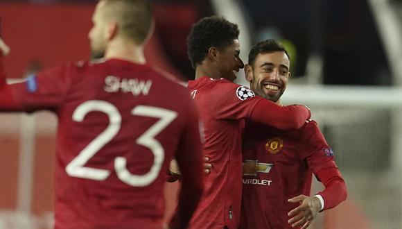 Manchester United vs. Arsenal será uno de los duelos más atractivos de hoy | Foto: AP
