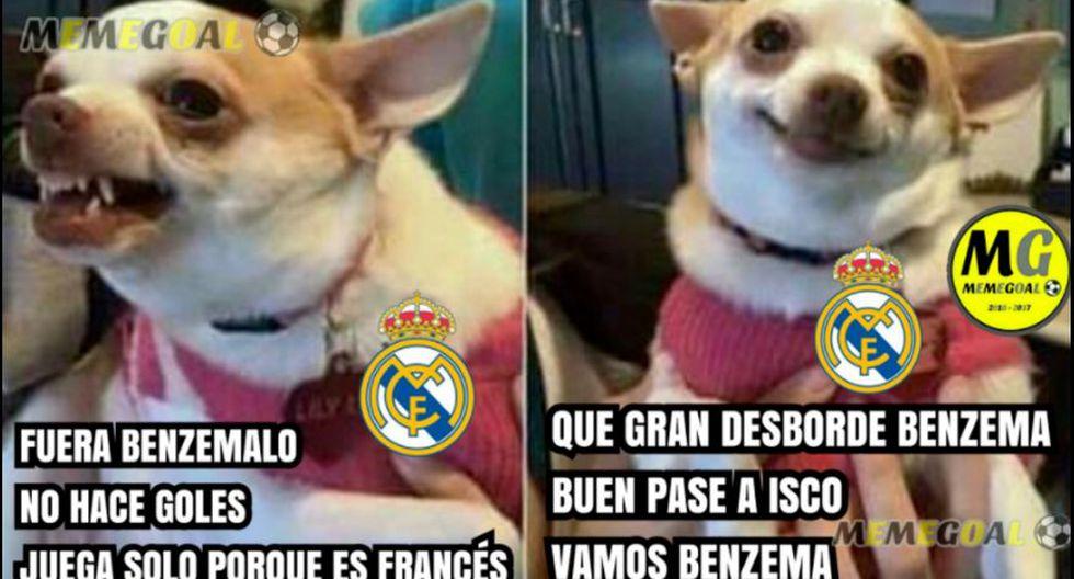 Real Madrid vs. Atlético Madrid: los memes de la semifinal - 8