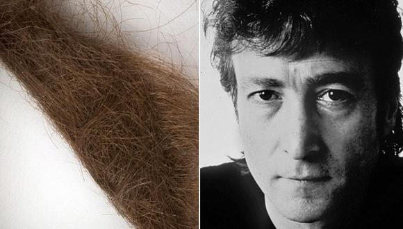 John Lennon: subastan un mechón de cabello a US$ 35 mil dólares