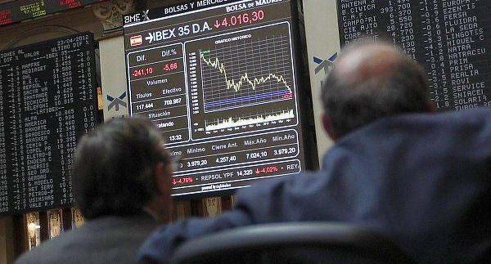 Bolsas europeas: ¿Cómo empezaron hoy la sesión?