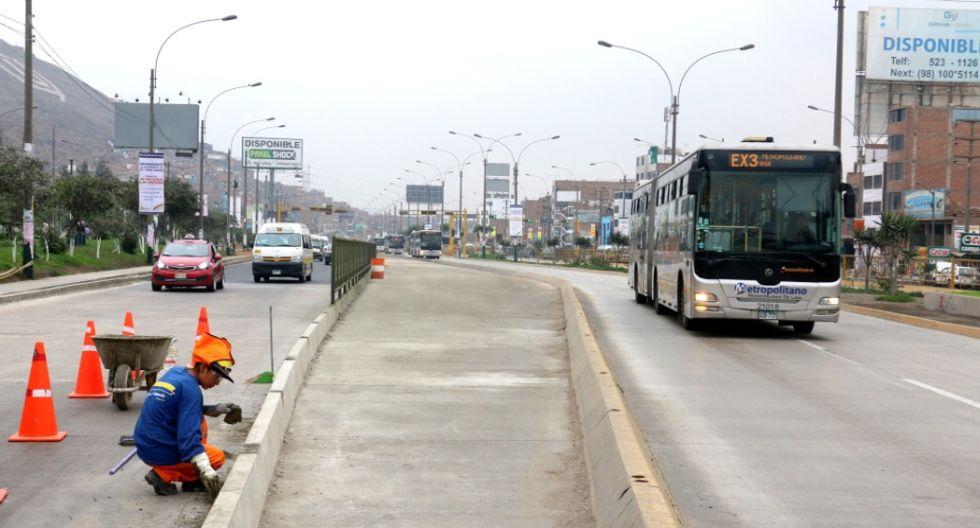 Municipalidad de Lima espera concretar la ampliación del Metropolitano hacia Carabayllo. (Difusión)
